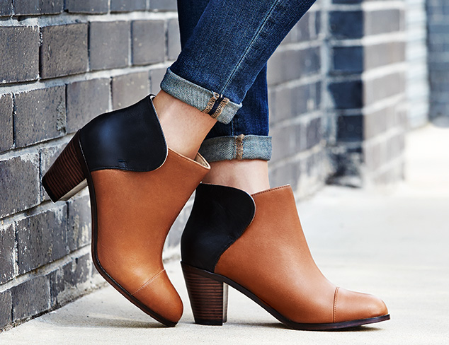 Fall Favorites: Boots & Booties at MYHABIT