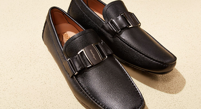 Ferragamo Footwear at Gilt