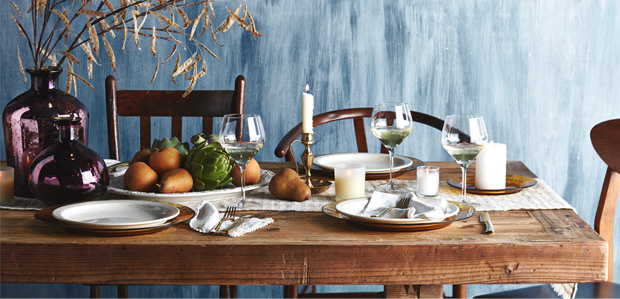Festive Fall Meals: From Cooking to Table Setting at Rue La La