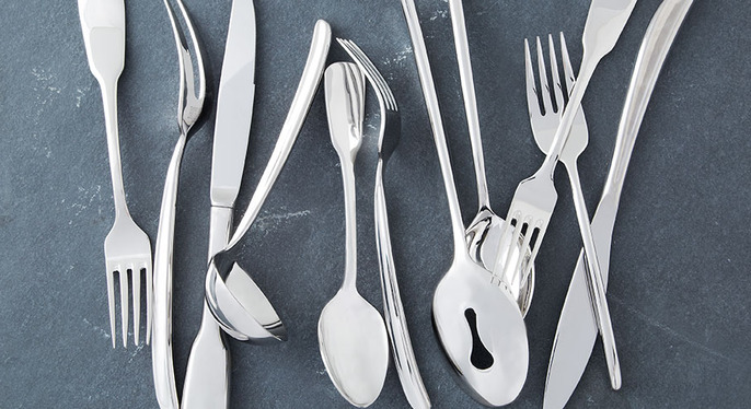 Flatware: Starting at $9 at Gilt