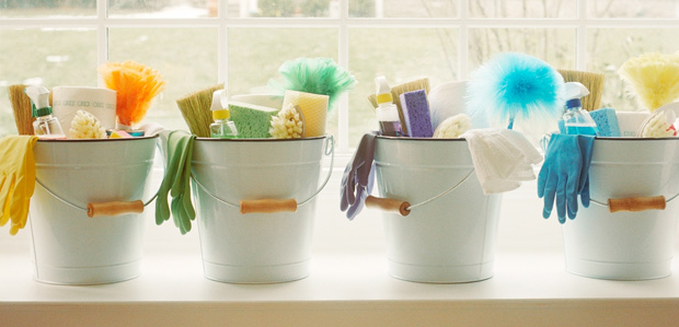 For Neat Freaks: Dustpans, Buckets, & More at Rue La La