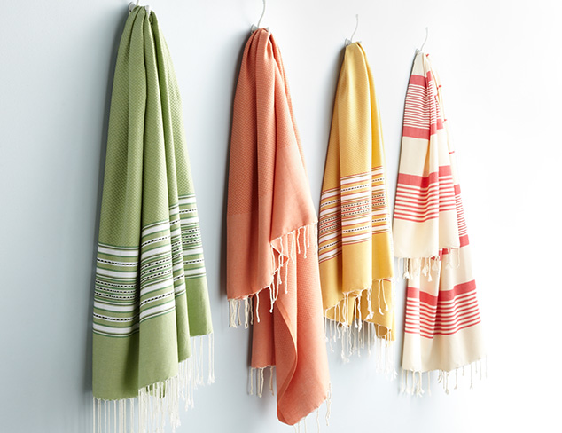 Fouta Towels at MYHABIT