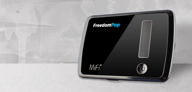 FreedomPop. Wi-Fi, anywhere you are. at Rue La La