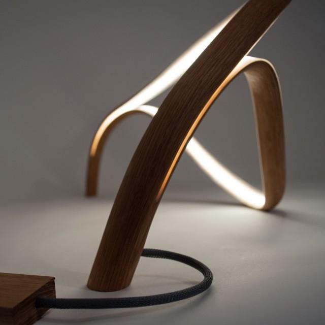 John Procario Freeform VI Table Lamp