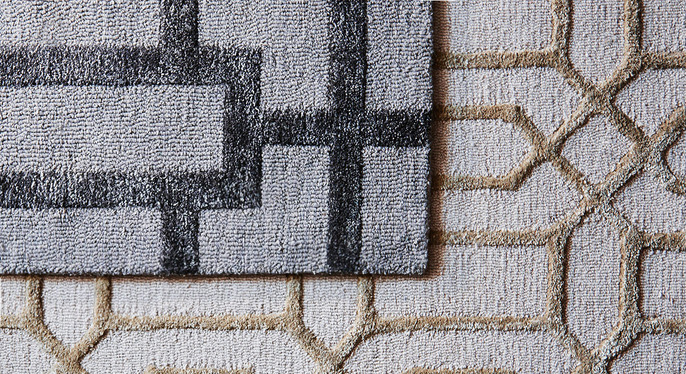 Geometric Rugs: Up to 70% Off at Gilt