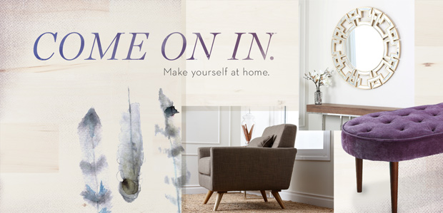 Get Redecorating: Add-Ons to Amp Up Your Space at Rue La La