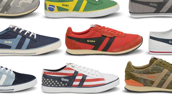 Gola Sneakers at Gilt