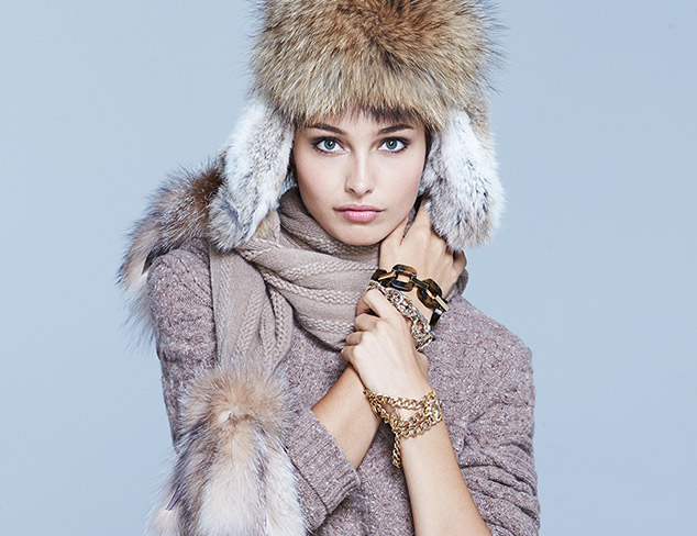 How to Accessorize with Fur at MYHABIT