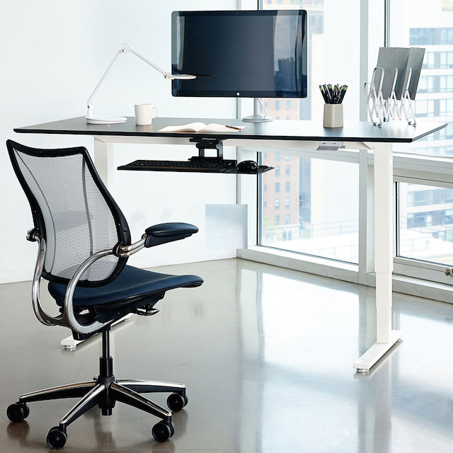 Humanscale Float Height-Adjustable Desk