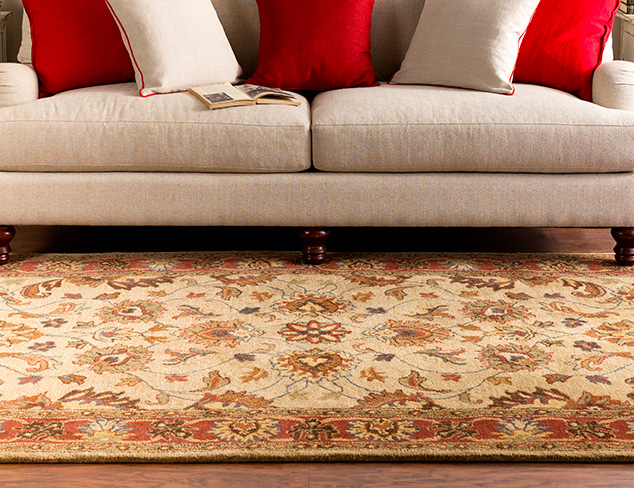 Luxurious Traditional Rugs by Surya at MYHABIT
