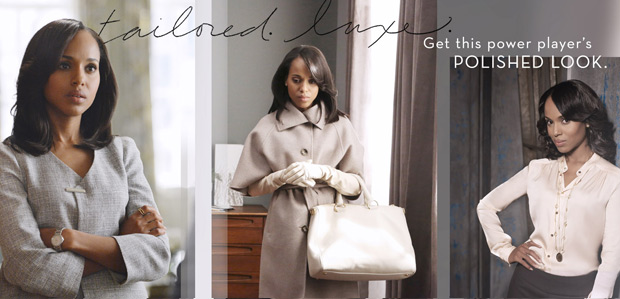 Make It Your Own: Style Inspired by Olivia Pope at Rue La La