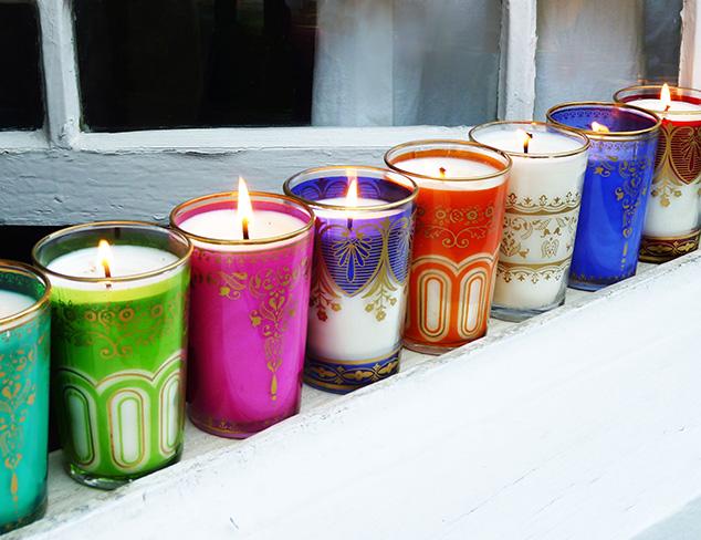 Market Street Candles at MYHABIT