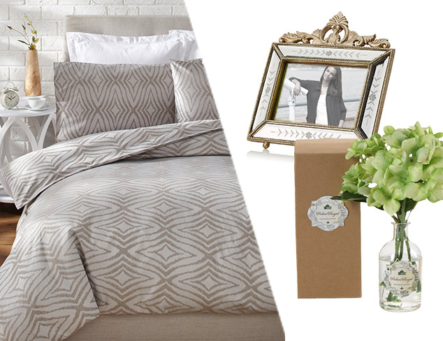 Master Bedroom Makeover at MYHABIT