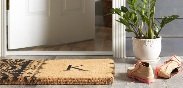 Mats for the Front Door: Give a Warm Welcome at Rue La La