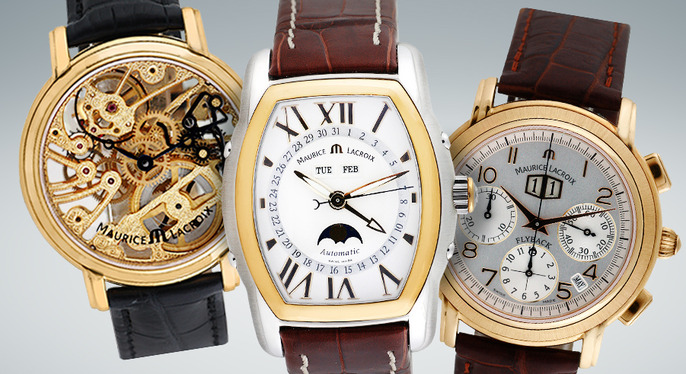 Maurice Lacroix Watches at Gilt