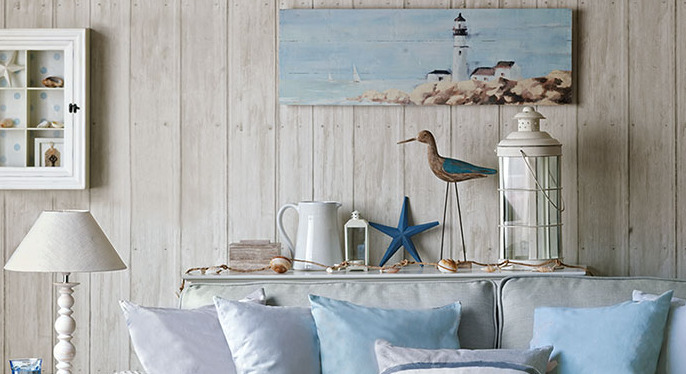 Nautical Accents at Gilt