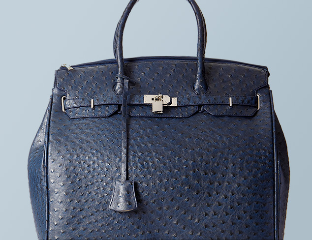 Navy is the New Black: Handbags at MYHABIT
