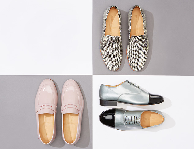 New Markdowns: Designer Transitional Shoes at MYHABIT