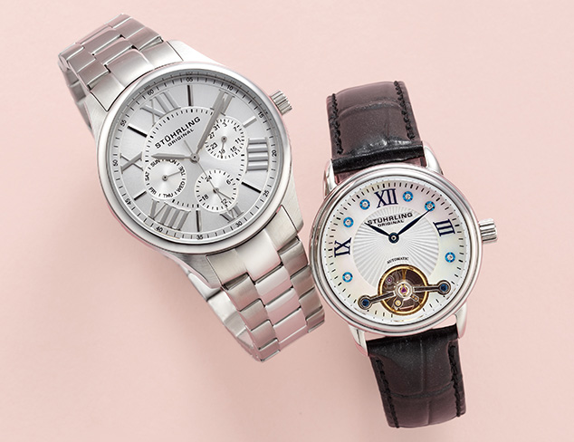 New Markdowns feat. Stuhrling Watches at MYHABIT