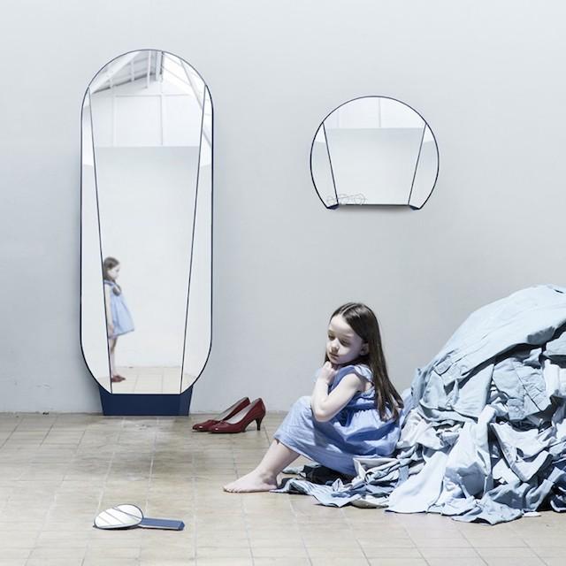 Ontwerpduo Split Mirrors