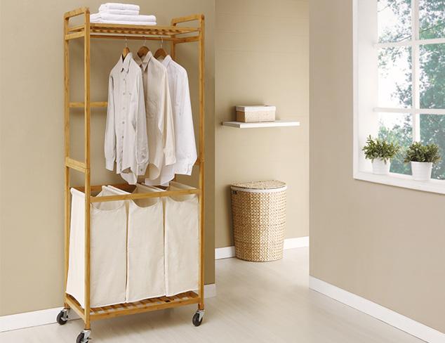 Organization Solutions: Bath & Closet Edition at MYHABIT