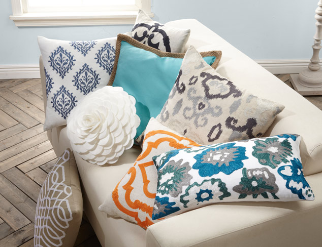 Pillows With Personality at MYHABIT