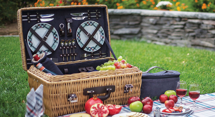 Plan a Fall Picnic at Gilt