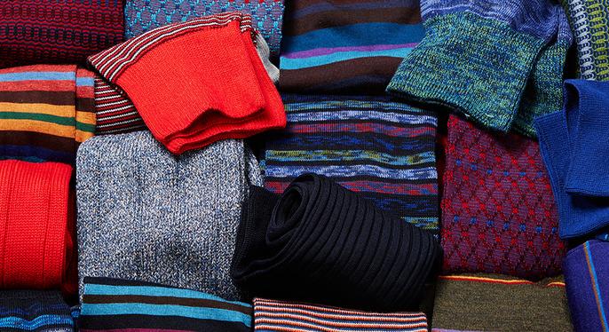 Punto Socks at Gilt