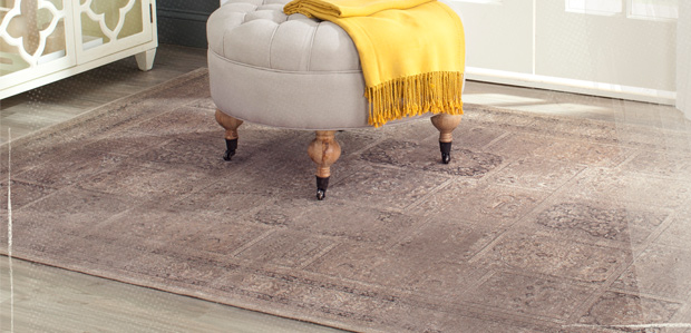 Rugs by Style: Traditional to Vintage-Inspired at Rue La La