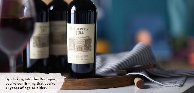 Rutherford Hill Winery at Rue La La