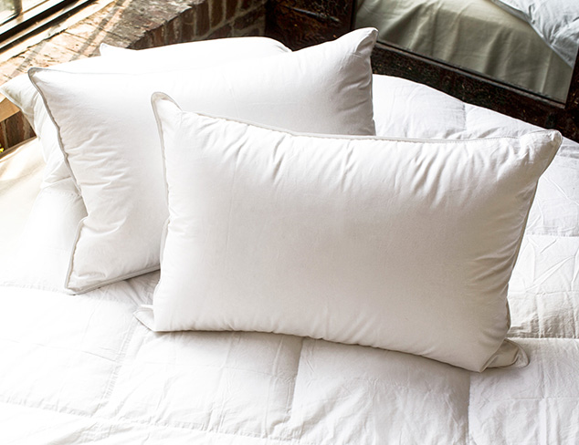 Sleep Well: Organic Bedding at MYHABIT