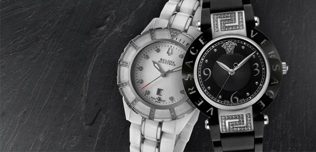 Spotlight On: Ceramic Timepieces for Women & Men at Rue La La