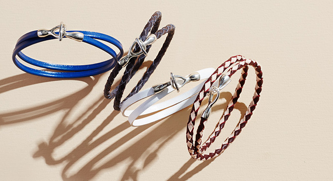 Stackable Bracelets at Gilt