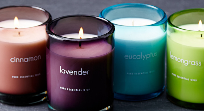Standout Scents Feat. The Pure Candle at Gilt