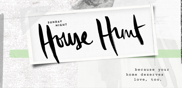 Sunday Night House Hunt - 8PM ET at Rue La La