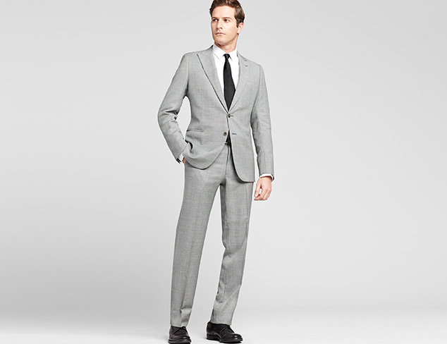 Tailored Selections featuring Armani and More at MYHABIT