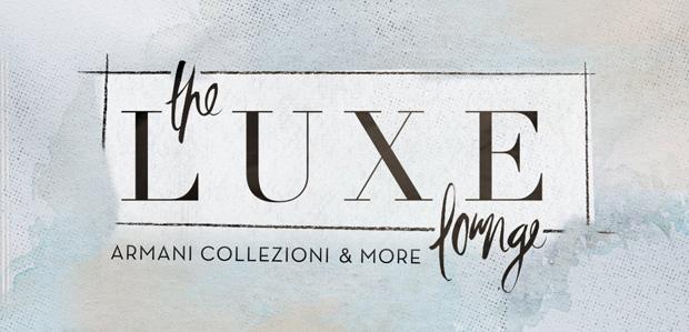 The Luxe Lounge: Armani Collezioni & More at Rue La La