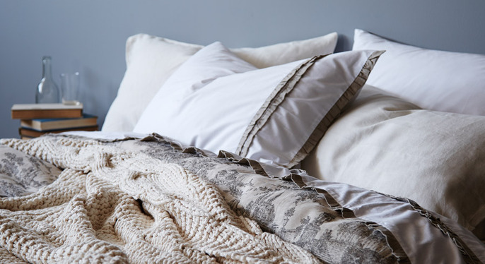 The Relaxed & Refined Bedroom at Gilt