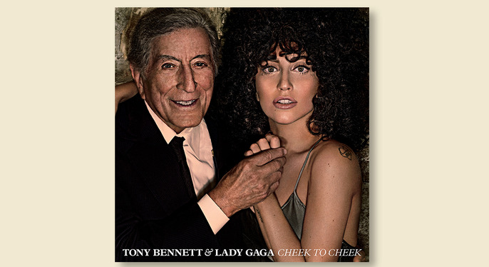 Tony Bennett & Lady Gaga: 'Cheek To Cheek' Collection at Gilt