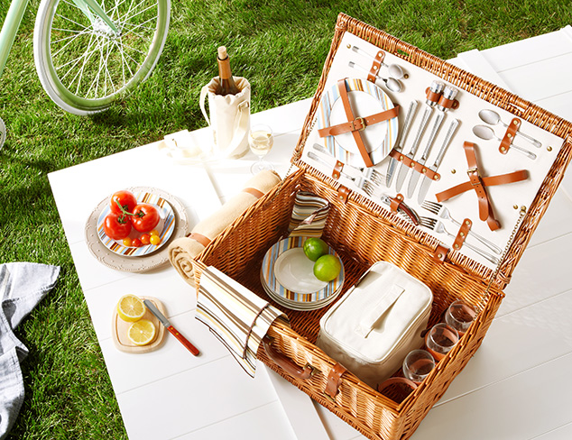 Up to 70% Off: Picnicware & BBQ at MYHABIT