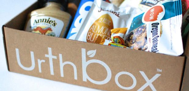 UrthBox Organic-Snack Delivery at Rue La La