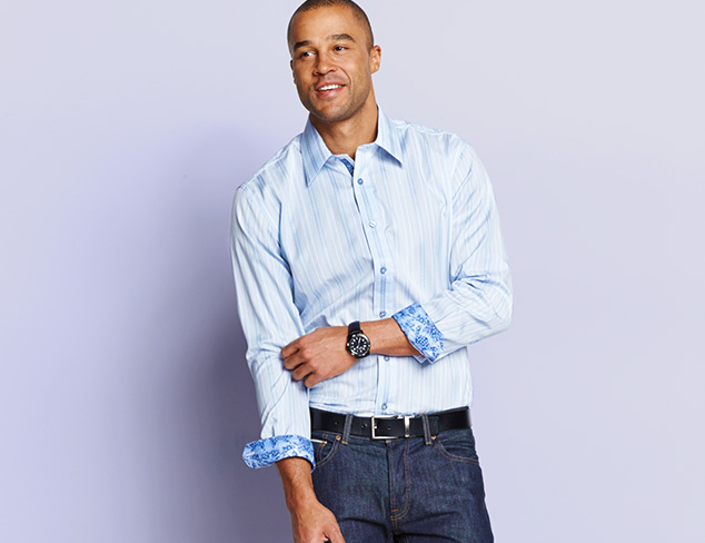 Weekday to Weekend: Casual & Dress Shirts at MYHABIT