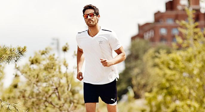 Workout Shorts at Gilt