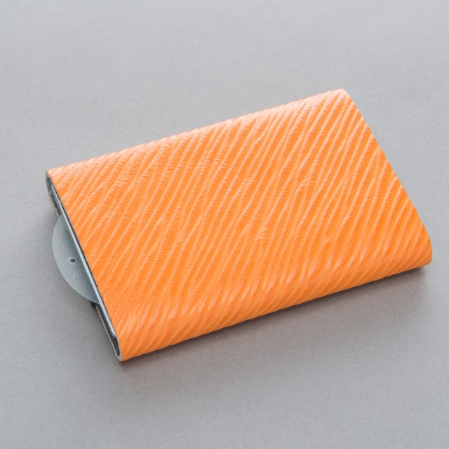 zerOz Minimalist Leather Wallet  // Pure