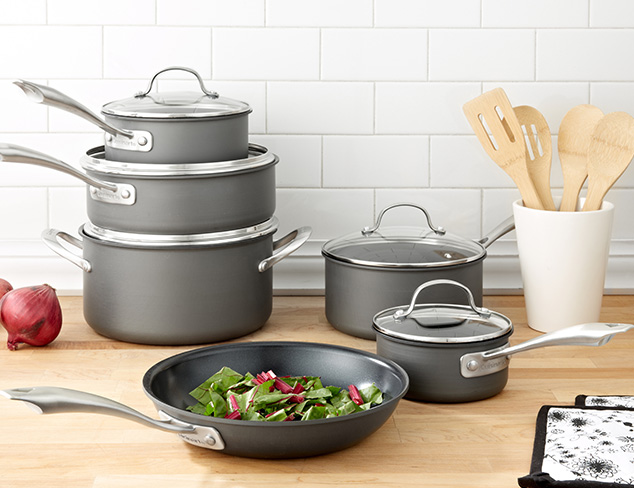 A Chef's Essentials: Cookware, Tools & More at MYHABIT