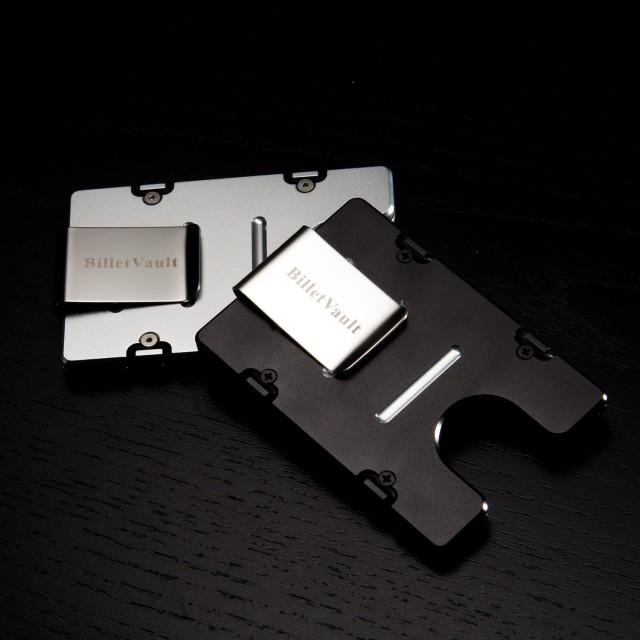 Billet Vault Aluminum Wallet