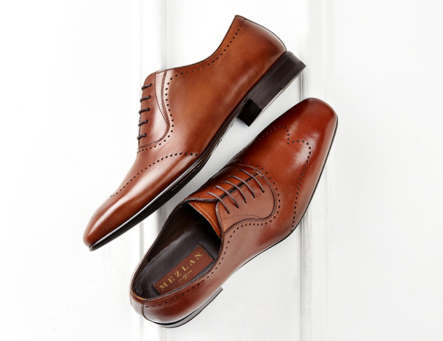 Best Foot Forward: Dress Shoes at MYHABIT