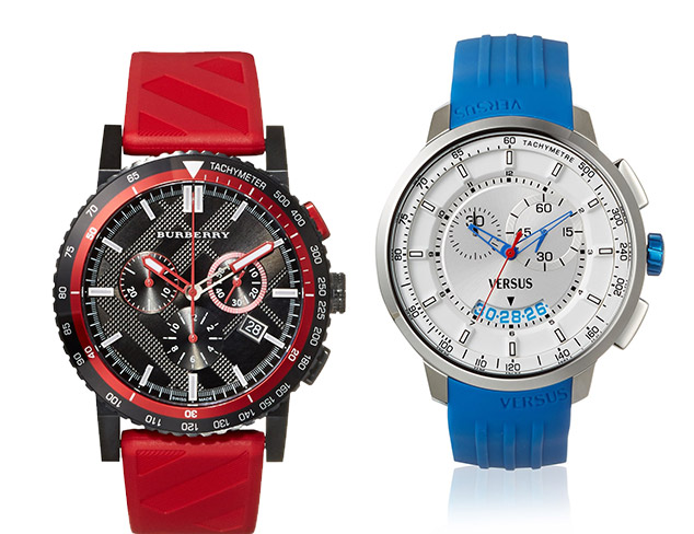 Color Added: Watches at MYHABIT