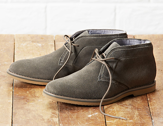 Cool & Classic Chukka Boots at MYHABIT
