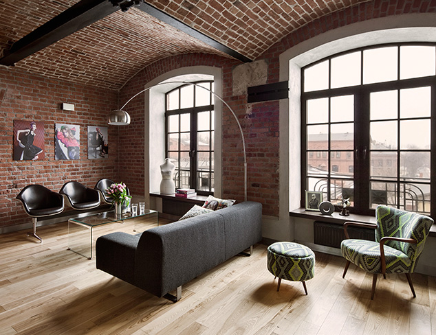 Design Inspiration: Williamsburg Loft at MYHABIT